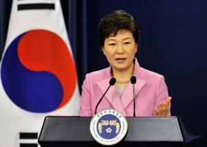 Preşedinta Coreei de Sud a fot destituită