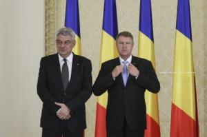 Preşedintele Iohannis şi premierul Tudose, la Craiova, la lansarea noului model