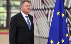 Preşedintele Klaus Iohannis participă începând de joi la lucrările Consiliului European