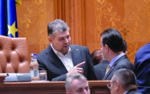 Preşedintele PSD Marcel Ciolacu: Dacă vor fi anticipate, vă dau în scris că Orban nu va mai fi premier niciodată. Toată lumea vrea să scape de el