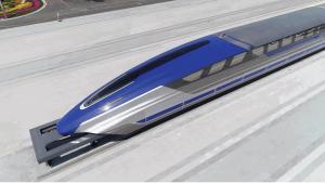 Premieră în industria feroviară. China prezintă un tren care atinge viteza de 600 km/h