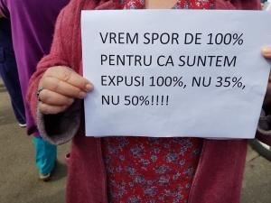 Proteste la Spitalul