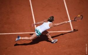 Reacţia Simonei Halep după finala de la Roland Garros: