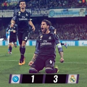 Real Madrid s-a calificat în sferturile Ligii Campionilor