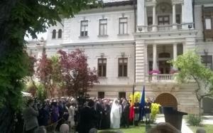 Recepţie de Ziua Europei la Cotroceni. Dragnea, premierul Dăncilă şi miniştrii vor fi prezenţi. Tăriceanu a anunţat că nu!