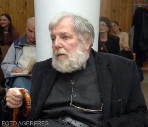 Regizorul Lucian Pintilie, în stare gravă la Spitalul Elias din Capitală