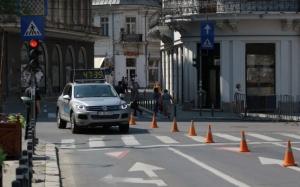 Restricţii de trafic, sâmbătă şi duminică, în Capitală, pentru desfăşurarea Maratonului Internaţional Bucureşti