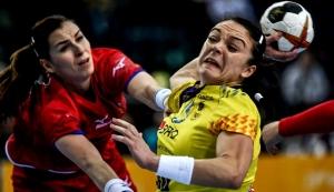 România a câștigat grupa de calificare la Euro 2018 de handbal feminin. Am învins și Portugalia