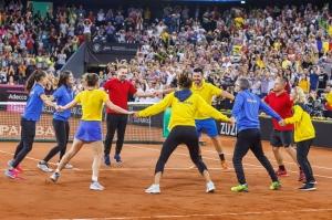 România a urcat în primul eşalon valoric din Fed Cup. Lista completă a echipelor din Grupa Mondială