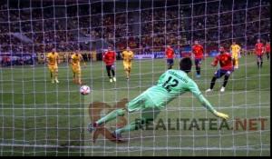 România - Spania 1-2, în preliminariile Euro 2020