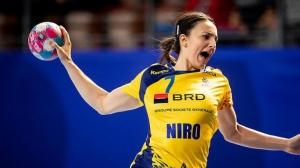 Romania - Rusia, semifinale Campionatul European. Cine joacă în locul Cristinei Neagu