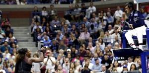 Serena Williams și-a ieșit din minți, în finala de la US Open