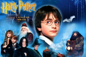 "Seria ""Harry Potter"
