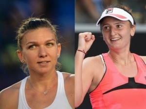 Shenzhen: La ce ore vor avea loc meciurile Simonei Halep şi Irinei Begu în sferturile turneului
