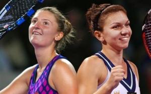 Simona Halep va juca finala la Shenzen! A învins-o pe Irina Begu în două seturi