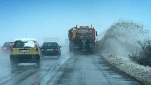 Situația traficului miercuri, la ora 18.00: Două autostrăzi și mai multe drumuri naționale, închise