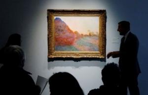 Tablou de Monet vândut cu 110 milioane de dolari