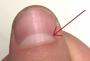 Te-ai intrebat vreodata ce reprezinta semiluna de la baza unghiei? E mai importanta decat credeai