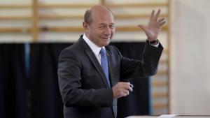 Traian Basescu si-a anuntat candidatura la Primaria Capitalei: