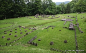 Trei persoane lovite de fulger, în situl arheologic Sarmisegetusa. Una dintre ele a murit