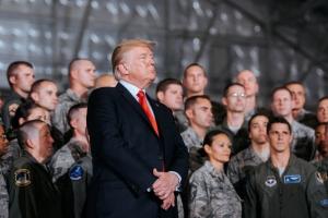 Trump anunţă retragerea Stetelor Unite din Siria: