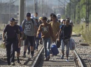 Turcia amenință cu trimiterea lunară a 15.000 de migranți în Europa