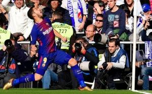 Umilinta maxima! Real Madrid - Barcelona 0-3. Campionii sunt la 14 puncte în spatele catalanilor