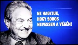 Ungaria respinge migranţii: Începe campania împotriva lui Soros şi a lui Juncker