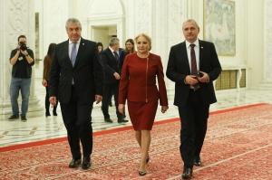 USR şi PNL cer anchetă parlamentară privind ultima rectificare bugetară făcută de Guvernul Dăncilă în 2018