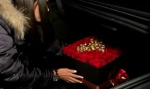 Valentine's Day: Oana Zăvoranu a avut o surpriză de milioane din partea soţului