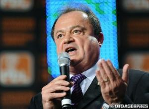 Vasile Blaga: Liberalii ar trebui sa nu voteze motiunea de cenzura