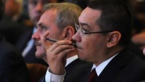 Victor Ponta, un nou atac la adresa lui Dragnea: