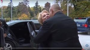 Viorica Dăncilă s-a întâlnit cu Benjamin Netanyahu. Cum a reacționat Dăncilă