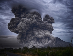 Vulcanul Telica, din Nicaragua, a intrat in eruptie. Cenusa, aruncata in aer pana la 60 de metri inaltime