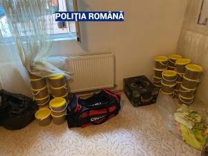 Zeci de perchezitii în şase judeţe şi în Bucureşti într-un dosar referitor la vânzarea de tutun prelucrat, prejudiciul fiind de un milion de euro
