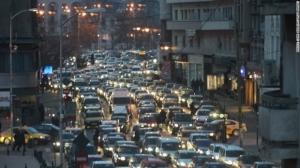 Zona din Bucureşti unde maşinile sub Euro 3 nu vor avea acces. Ce taxe şi cum vor plăti şoferii din Bucureşti şi Ilfov
