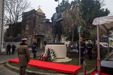 Primăria Capitalei a terminat o singură statuie din cele 4 promise pentru Centenar, în valoare totală de peste 40 milioane lei
