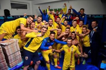 """""""Tricolorii mici"""" joacă astăzi meciul decisiv pentru calificarea la Campionatul European"""