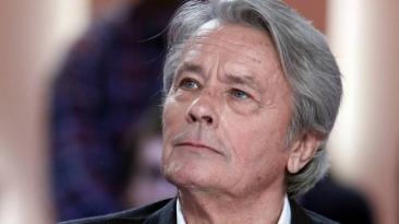 Alain Delon a suferit un accident cardio-vascular cerebral