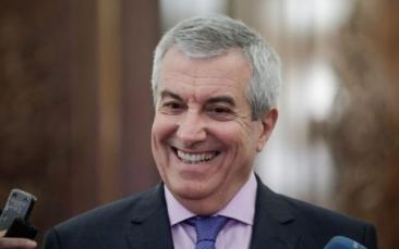 ALDE ii propune PSD candidatul la prezidentiale: Dumnezeu inainte, Tariceanu presedinte