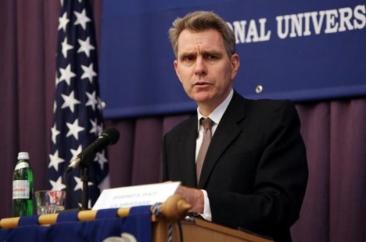 """Ambasadorul SUA la Kiev: Rusia actioneaza """"imprevizibil si iresponsabil"""" in Ucraina. Kievul implementeaza acordul de la Minsk, Moscova nu o face"""