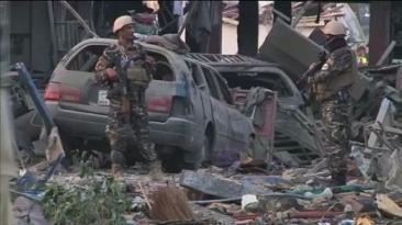Atentat cu mașină capcană în Kabul, cel puțin 24 de morți, peste 40 de răniți