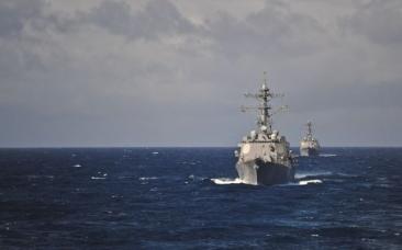 Butoiul cu pulbere din Marea Neagră. Ce arsenal aduce US Navy şi care este răspunsul Rusiei