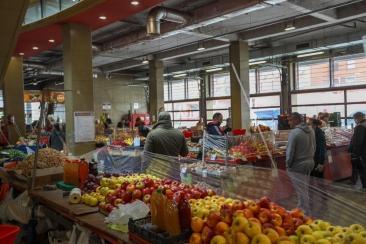 Control inopinat în Piața Obor! Ce a gasit viceprimarul Dan Cristian Popescu