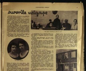 Crima cu tentă erotică a surorilor din Mans