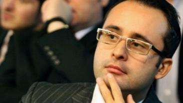 Cristian Buşoi, noul preşedinte PNL Bucureşti