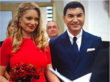 """Cum a ramas Valentina Pelinel insarcinata cu Borcea. """"O spun pentru prima data"""""""