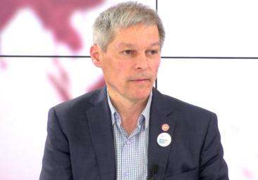 Dacian Cioloș a devenit primul lider român al unui grup politic din Parlamentul European