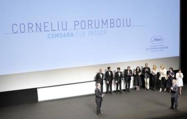 """Filmul """"Comoara"""" a lui Corneliu Porumboiu premiat la Cannes"""