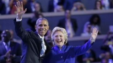 """Hillary Clinton: """"Momentul adevărului se apropie pentru America"""""""